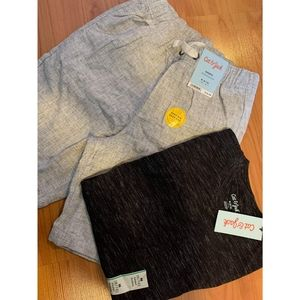NWT Cat and Jack outfit set